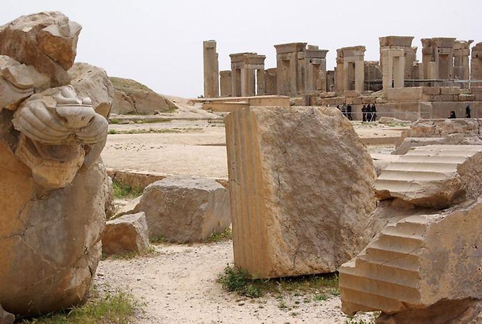 Стародавнє місто Персеполь - свідок перської могутності (10)