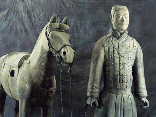 Теракотова армія імператора Цинь Шихуанді (10)