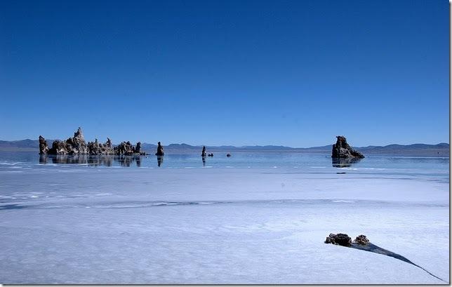 Одне з найдивовижніших місць в Каліфорнії - колони озера Моно (8)