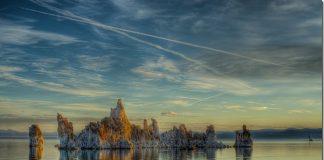 Одне з найдивовижніших місць в Каліфорнії - колони озера Моно (7)