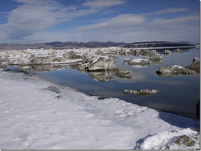 Одне з найдивовижніших місць в Каліфорнії - колони озера Моно (2)