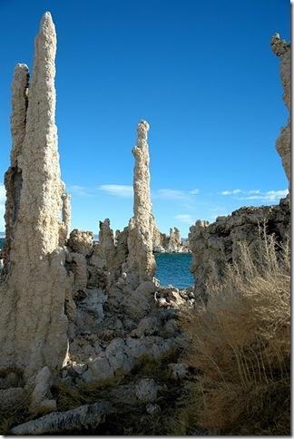 Одне з найдивовижніших місць в Каліфорнії - колони озера Моно (4)