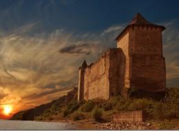 Хотинська фортеця - один з найдавніших і найвеличніших замків України (13)
