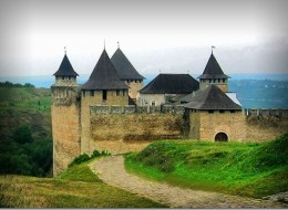 Хотинська фортеця - один з найдавніших і найвеличніших замків України (12)