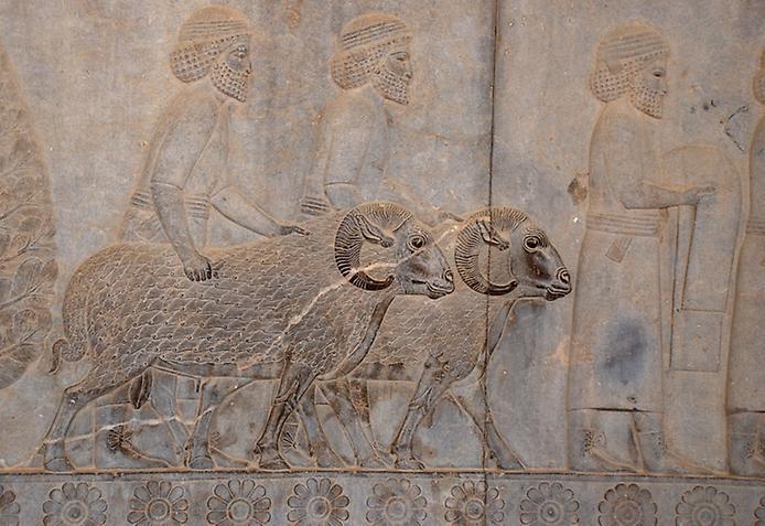 Стародавнє місто Персеполь - свідок перської могутності (12)
