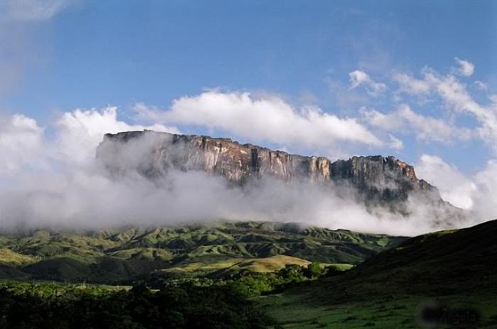 Загублені світи гори Рорайма (7)