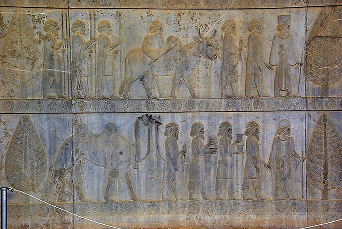 Стародавнє місто Персеполь - свідок перської могутності (8)