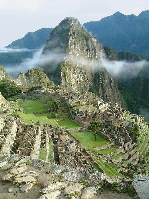 Мачу-Пікчу - місто дивовижної історії інків і нерозгаданих таємниць (1)