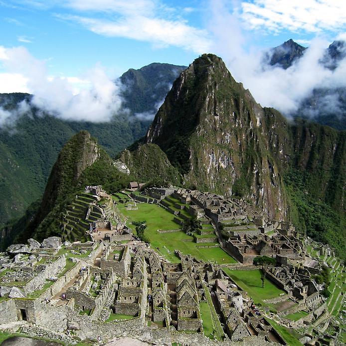 Мачу-Пікчу - місто дивовижної історії інків і нерозгаданих таємниць (19)