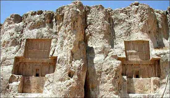 Стародавнє місто Персеполь - свідок перської могутності (2)