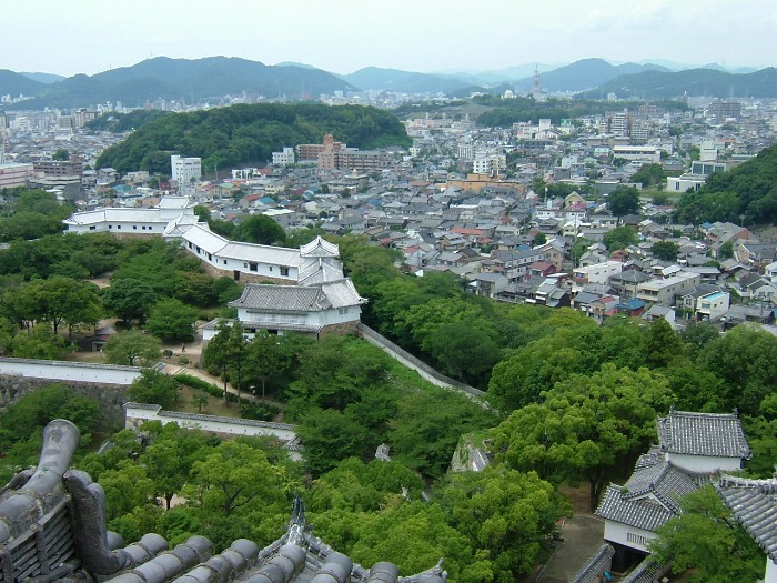Углиб століть: Хімедзі (Himeji), дивовижний замок білої чаплі