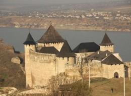 Хотинська фортеця - один з найдавніших і найвеличніших замків України (5)