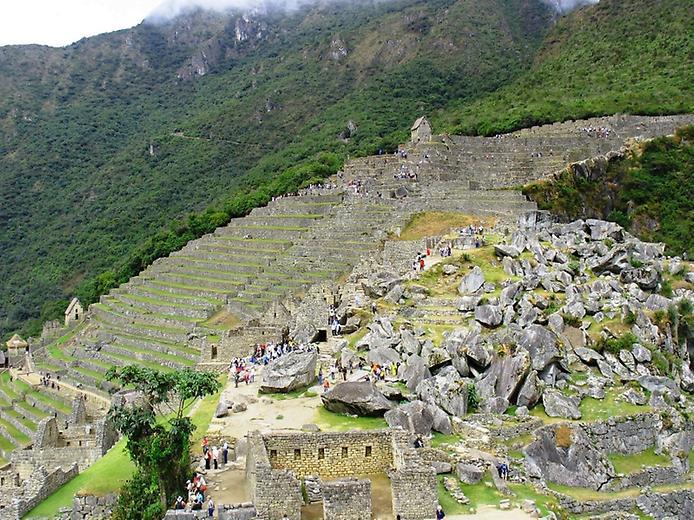 Мачу-Пікчу - місто дивовижної історії інків і нерозгаданих таємниць (3)