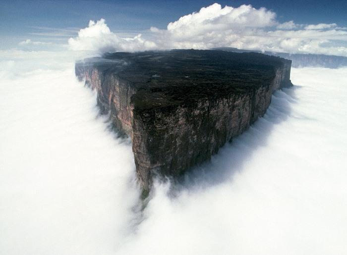 Загублені світи гори Рорайма (1)