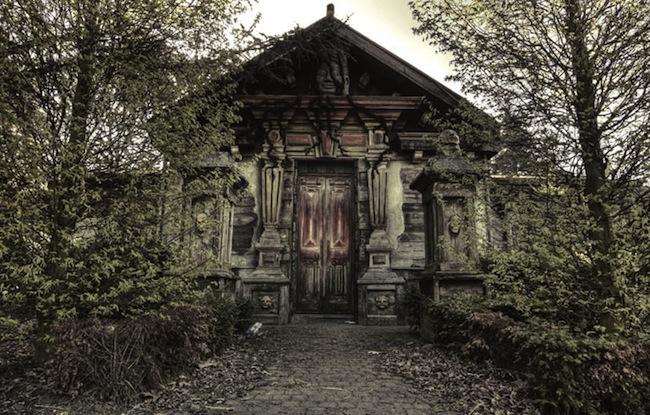 Будинок 1000 духів - пекельний ресторан, що наводить жах (1)