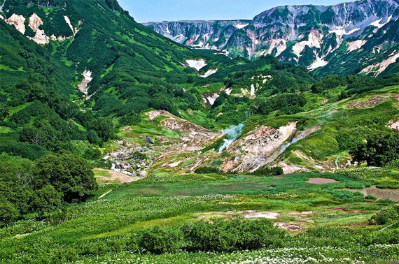 Долина гейзерів на Камчатці (4)