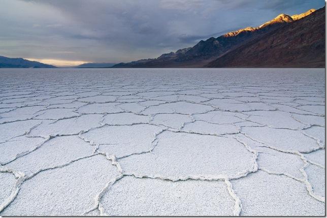 Парк Долина Смерті та камінці що самі пересуваються по ній (3)