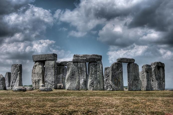 Осколки Вічності. Стоунхендж - гігантська кам'яна загадка посеред Європи (12)