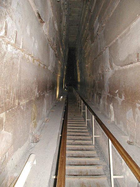 Піраміда Хеопса - найвеличніша піраміда Стародавнього Єгипту та світу (4)