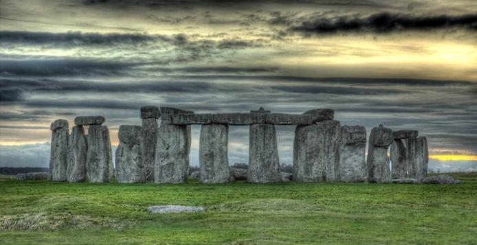 Осколки Вічності. Стоунхендж - гігантська кам'яна загадка посеред Європи (10)