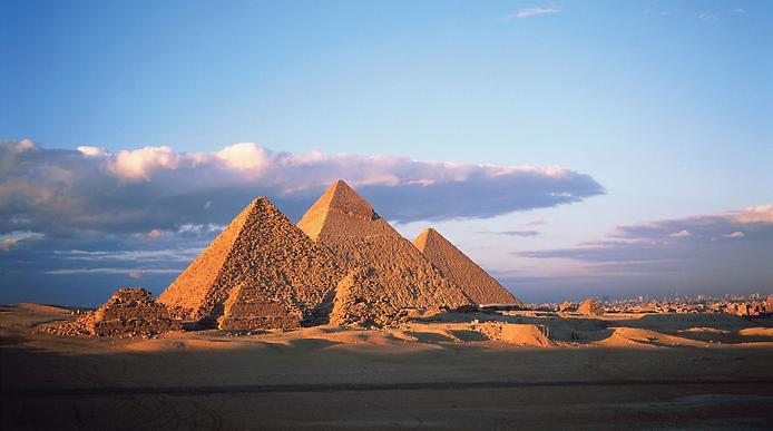 Піраміда Хеопса - найвеличніша піраміда Стародавнього Єгипту та світу (3)