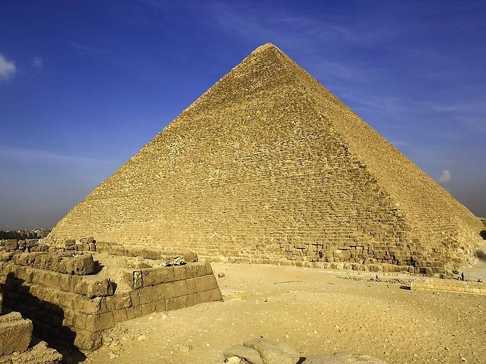 Піраміда Хеопса - найвеличніша піраміда Стародавнього Єгипту та світу (12)