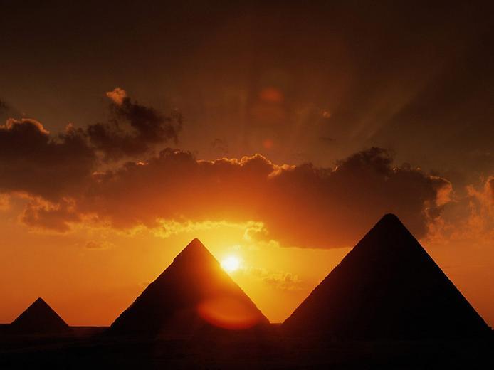 Піраміда Хеопса - найвеличніша піраміда Стародавнього Єгипту та світу (2)
