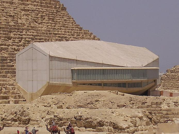 Піраміда Хеопса - найвеличніша піраміда Стародавнього Єгипту та світу (1)