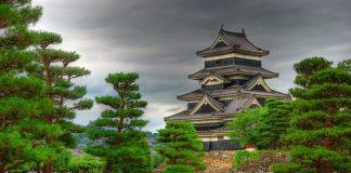 Замок Мацумото, один з найкрасивіших класичних замків Японії (10)