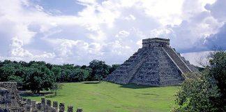 Чичен-Іца- древнє місто пірамід Майя (10)
