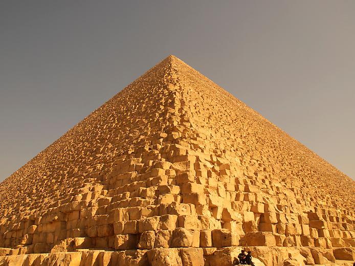 Піраміда Хеопса - найвеличніша піраміда Стародавнього Єгипту та світу (11)