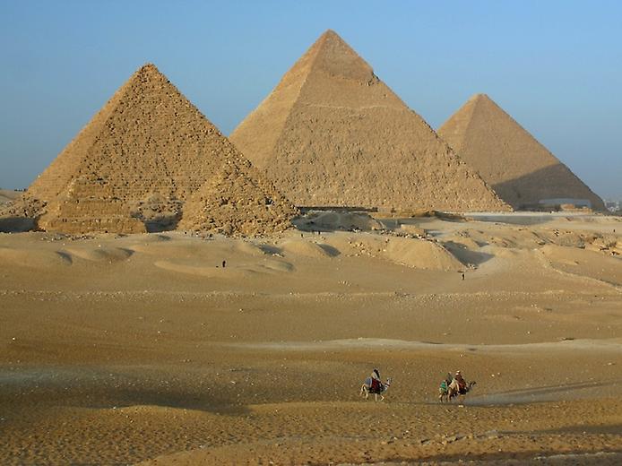 Піраміда Хеопса - найвеличніша піраміда Стародавнього Єгипту та світу (10)