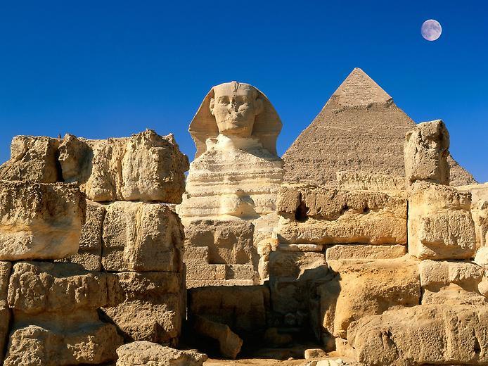 Піраміда Хеопса - найвеличніша піраміда Стародавнього Єгипту та світу (9)