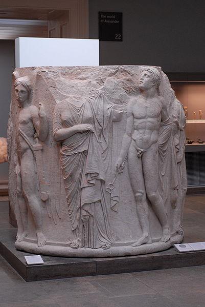 Храм Артеміди в Ефесі - шедевр античної архітектури, одне з 7 стародавніх чудес світу (6)