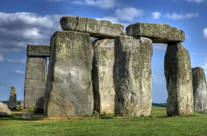 Осколки Вічності. Стоунхендж - гігантська кам'яна загадка посеред Європи (8)