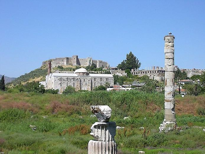Храм Артеміди в Ефесі - шедевр античної архітектури, одне з 7 стародавніх чудес світу (5)