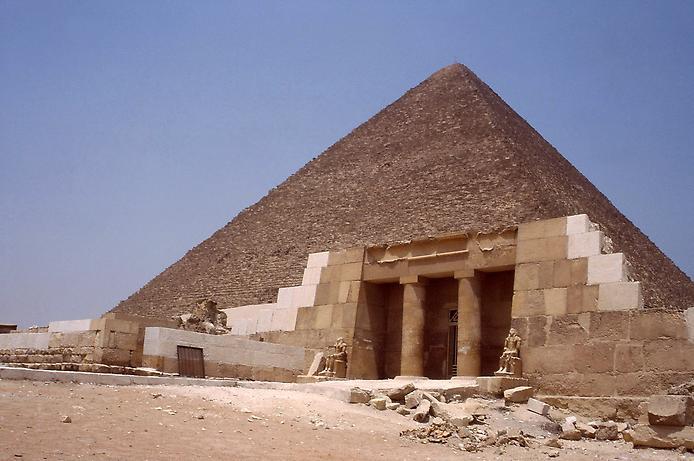 Піраміда Хеопса - найвеличніша піраміда Стародавнього Єгипту та світу (8)
