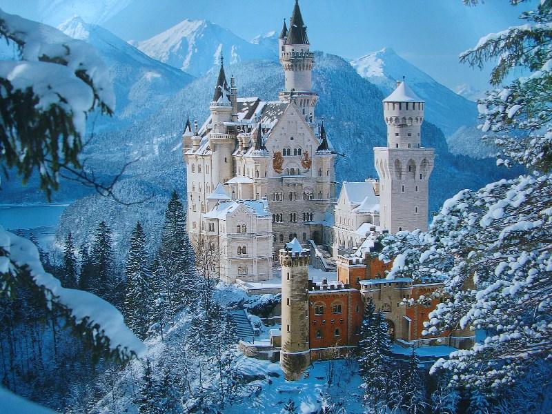 замок Нойшванштайн (5)