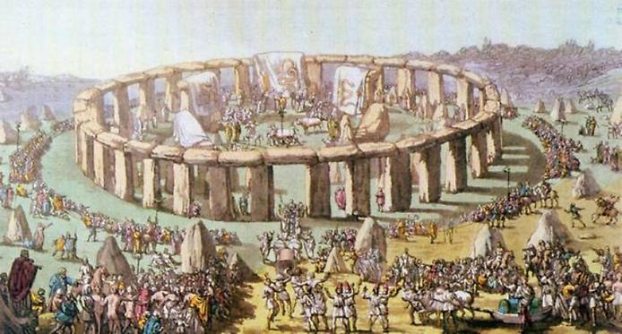 Осколки Вічності. Стоунхендж - гігантська кам'яна загадка посеред Європи (2)