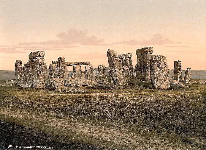Осколки Вічності. Стоунхендж - гігантська кам'яна загадка посеред Європи (1)