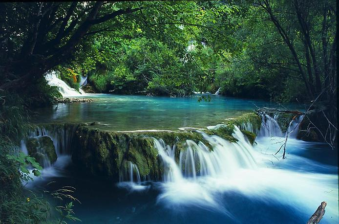 Плітвіцькі озера - Хорватське чудо природи (12)