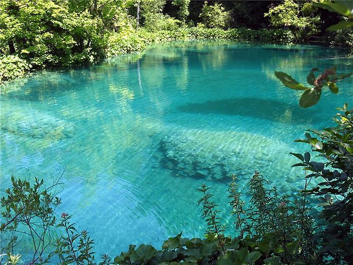 Плітвіцькі озера - Хорватське чудо природи (11)