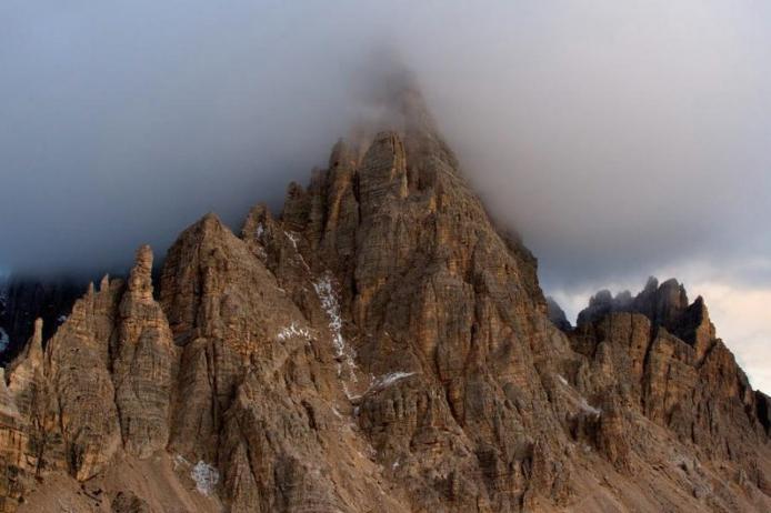 Доломітові Альпи - дивовижної краси 150-кілометровий гірський масив в Східних Альпах. Скарб Італії (6)