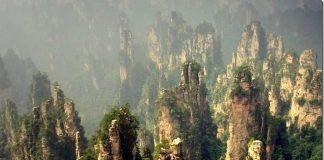 Хуаншань - Священні гори Китаю, об'єкт виняткової природної краси (1)