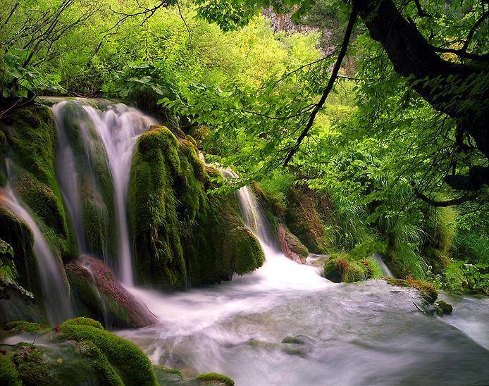 Плітвіцькі озера - Хорватське чудо природи (5)