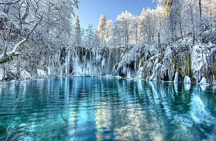 Плітвіцькі озера - Хорватське чудо природи (1)