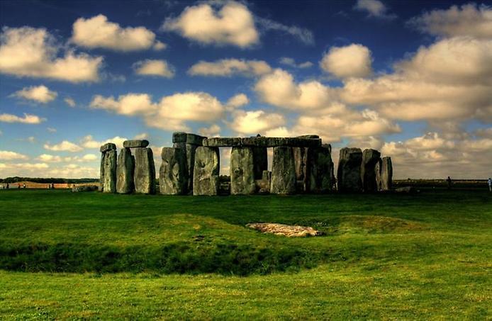 Осколки Вічності. Стоунхендж - гігантська кам'яна загадка посеред Європи (7)