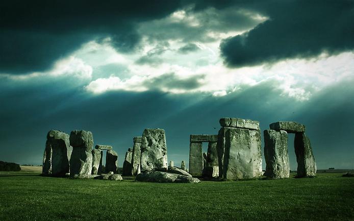 Осколки Вічності. Стоунхендж - гігантська кам'яна загадка посеред Європи (6)