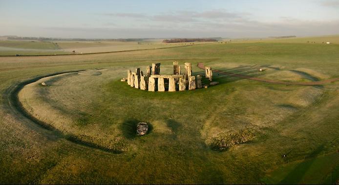 Осколки Вічності. Стоунхендж - гігантська кам'яна загадка посеред Європи (5)