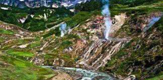 Долина гейзерів на Камчатці (1)